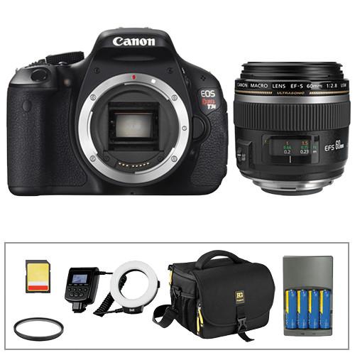 Canon EOS Rebel T3i DSLR Dental Kit