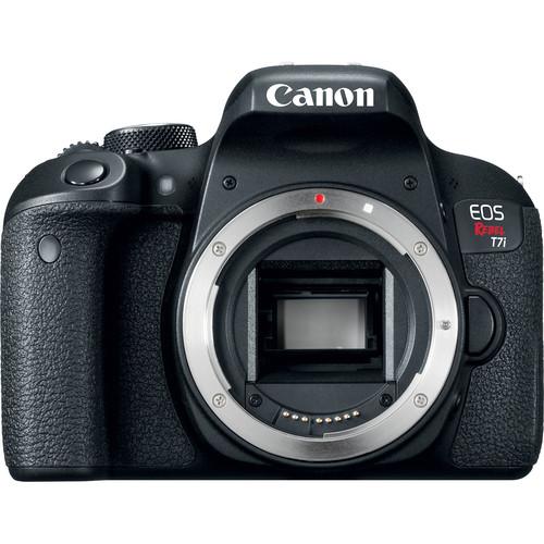 Canon EOS Rebel T7i DSLR Camera Body with Inkjet Printer Kit