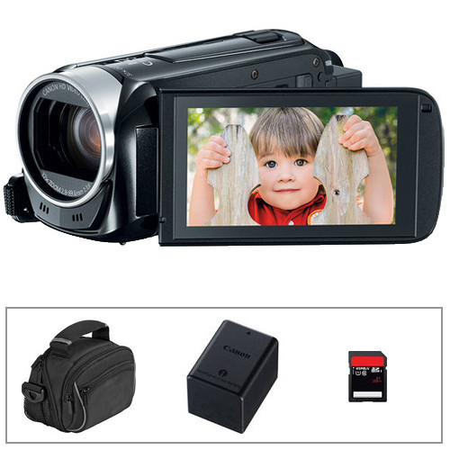 Canon 32GB VIXIA HF R42 Full HD Camcorder Basic Kit