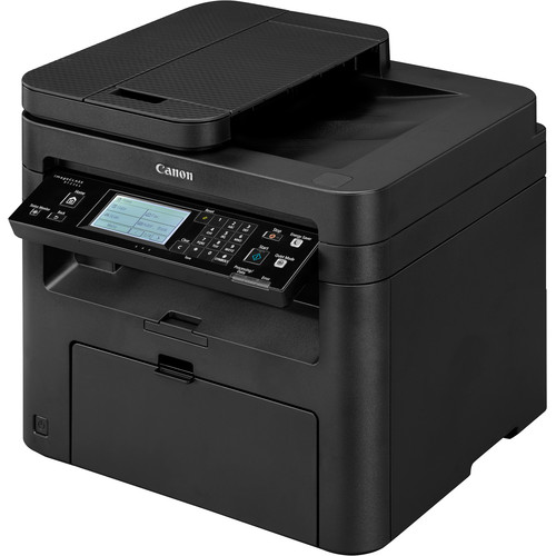 Canon imageCLASS MF236n All-in-One Monochrome Laser Printer with Additional Black Toner Cartridge