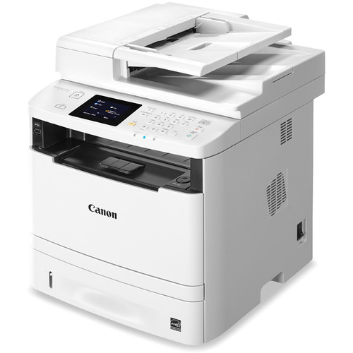 Canon imageCLASS MF414dw All-in-One Monochrome Laser Printer with Additional Toner Cartridge Kit