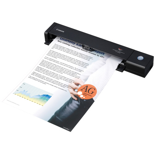 Canon imageFORMULA P-208II Scan-tini Personal Document Scanner with Carrying Case Kit