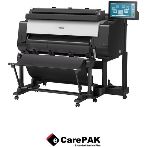 "Canon imagePROGRAF TX-3000 36"" Multi-Function Large-Format Inkjet Printer with T36 Scanner & 2-Year and 9-Month eCarePAK Extended Service Plan Kit"