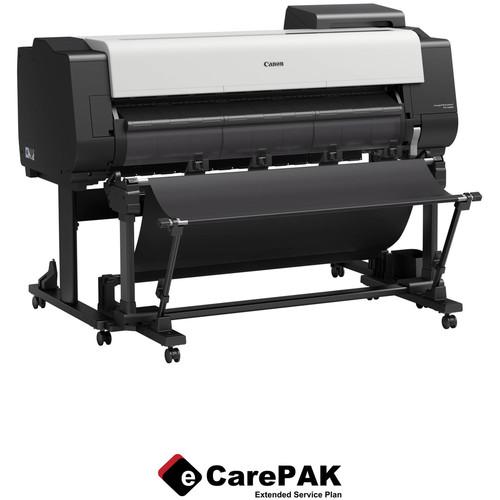 "Canon imagePROGRAF TX-4000 44"" Large-Format Inkjet Printer & 2-Year and 9-Month eCarePAK Extended Service Plan Kit"