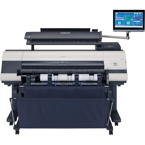Canon imagePROGRAF iPF830 Multi-Function Large-Format Inkjet Printer with M40 Scanner