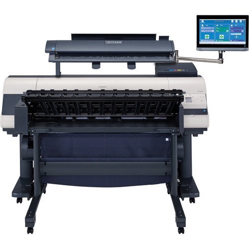 Canon imagePROGRAF iPF850 Multi-Function Large-Format Inkjet Printer with M40 Scanner