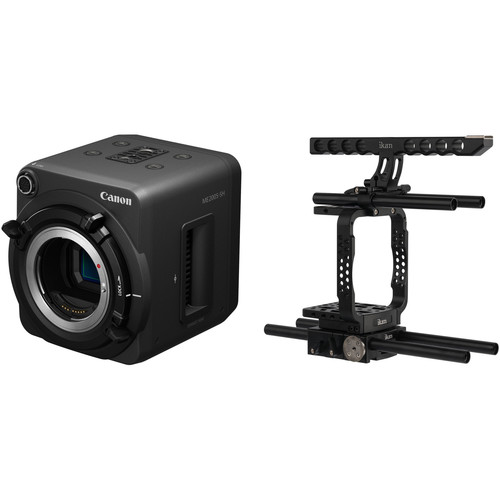 Canon ME200S-SH Multi-Purpose Camera Kit with Rig System (EF Mount)