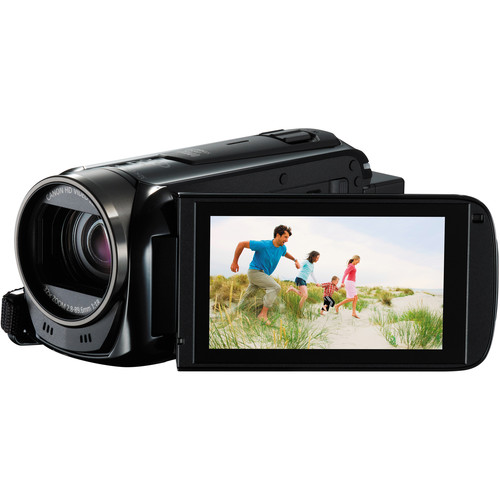 Canon LEGRIA HF R506 Full HD Camcorder (PAL, Black)
