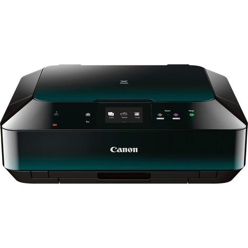 Canon PIXMA MG6320 Wireless Color All-in-One Inkjet Photo Printer (Blue)