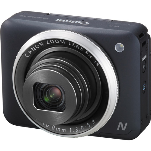 Canon PowerShot N2 Digital Camera Deluxe Accessory Kit (Black)