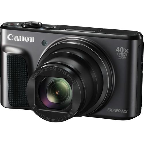 Canon PowerShot SX720 HS Digital Camera Deluxe Kit