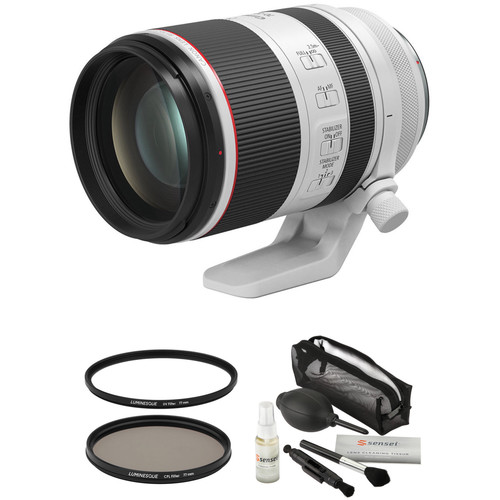 Canon RF 70-200mm f/2.8L IS USM Lens with Filter Kit