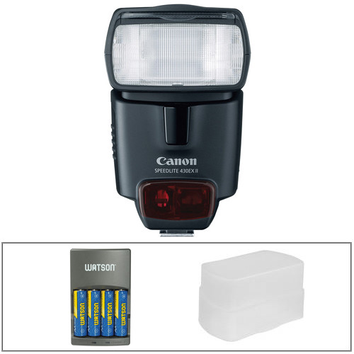 Canon Speedlite 430EX II Essential Kit