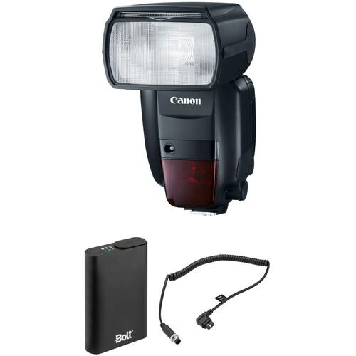 Canon Speedlite 600EX II-RT with Power Pack Kit