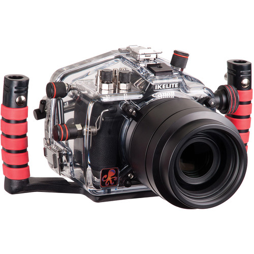 Ikelite EOS 7D Mark II DSLR Camera Body with Underwater Housing Kit