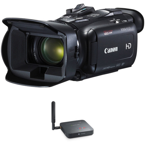 Canon VIXIA HF G21 Full HD Camcorder Kit with Epiphan Webcaster X2