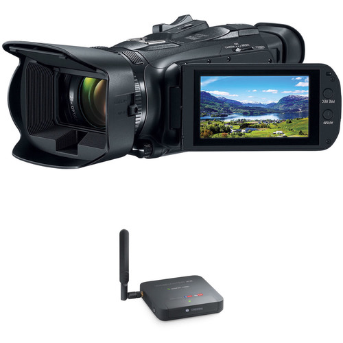 Canon VIXIA HF G50 4K Camcorder Kit with Epiphan Webcaster X2