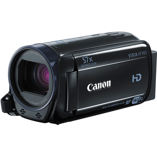 Canon Vixia HFR60 HD Camcorder Basic Kit