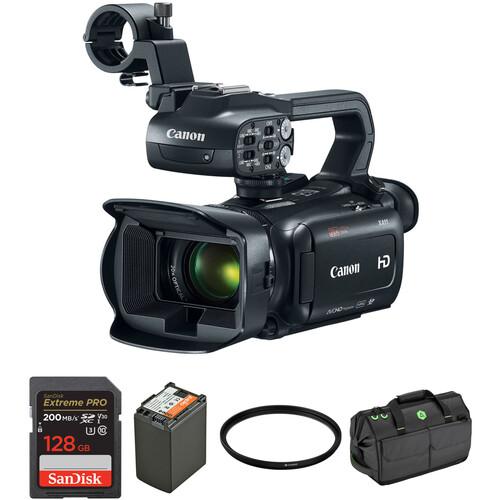 Canon XA11 Camcorder Master Starter Kit