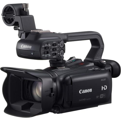 Canon XA20E Professional PAL HD Camcorder