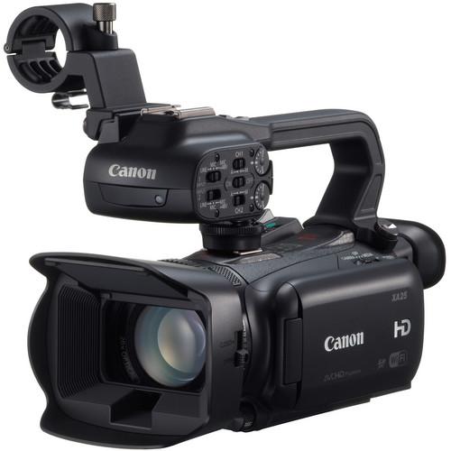 Canon XA25E Professional HD Camcorder (PAL)