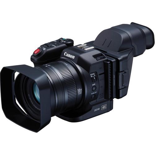 Canon XC10E 4K Professional Camcorder (PAL)