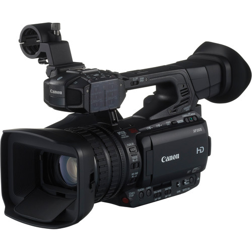 Canon XF205E HD Camcorder (PAL)