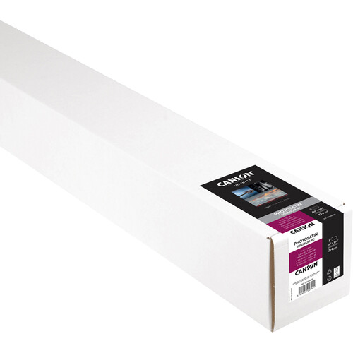 "Canson Infinity PhotoSatin Premium RC 270 Archival Photo Inkjet Paper (60"" x 100' Roll)"