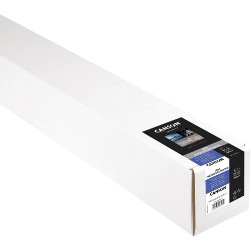 "Canson Infinity Rag Photographique 310 gsm Archival Inkjet Paper (60"" x 50' Roll)"