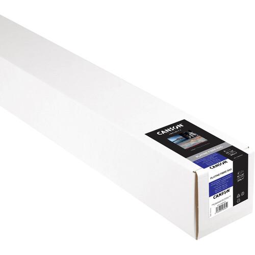 "Canson Infinity Platine Fibre Rag 310 Archival Inkjet Paper (60"" x 50' Roll)"