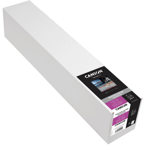 "Canson Infinity Photo Lustre Premium RC Paper (17"" x 82' Roll)"