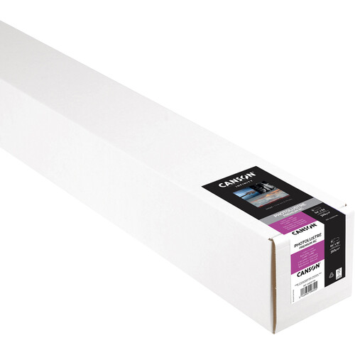 "Canson Infinity Photo Lustre Premium RC Paper (60"" x 82' Roll)"