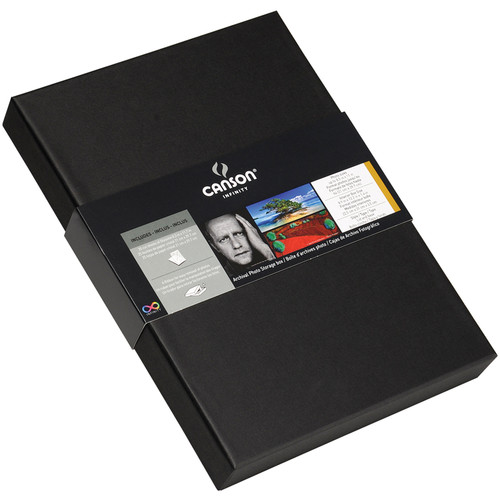 "Canson Infinity Archival Photo Storage Box (A4, 8.5 x 11"")"