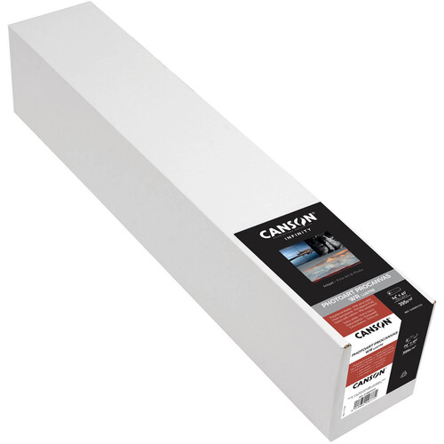 "Canson Infinity PhotoArt ProCanvas (Lustre, 24"" x 40' Roll)"