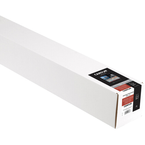 "Canson Infinity PhotoArt ProCanvas (Lustre, 44"" x 40' Roll)"