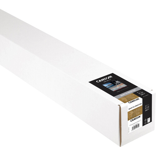 "Canson Infinity Baryta Prestige Paper (50"" x 50' Roll)"