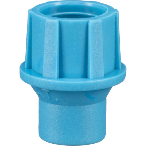 Cap America CaP Push-On Connector (Cyan, 25-Pack)
