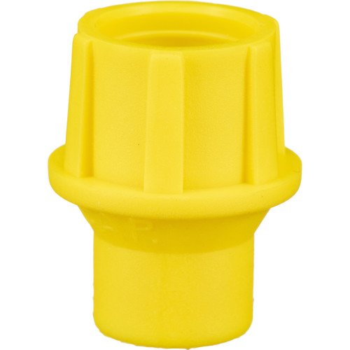 Cap America CaP Push-On Connector (Yellow, 25-Pack)