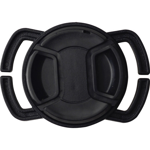 CapBuckle Lens Cap Holder (Holds 37mm, 40.5mm, 43mm, 46mm Lens Caps)