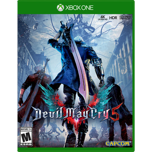 Capcom Devil May Cry 5 (Xbox One)