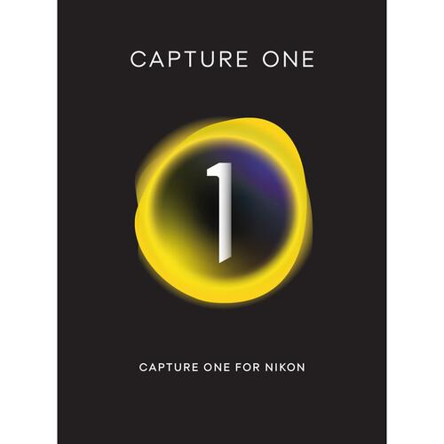 Capture One Pro 21 for Nikon (Download, Mac/Windows)