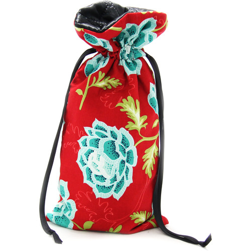 Capturing Couture Azalea Lens Tote Bag (Red)
