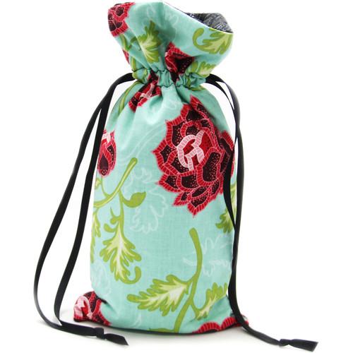 Capturing Couture Azalea Lens Tote Bag (Teal)