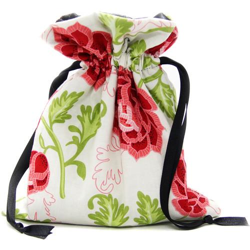Capturing Couture Azalea Mirrorless Camera Protective Tote Bag (Cream)