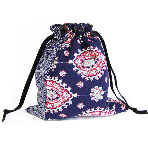 Capturing Couture Protective Tote Bag for DSLR Camera Body (Bluebell)