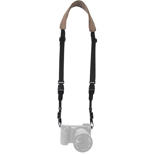 Capturing Couture QR1 Quick Release Camera Strap (Tan)