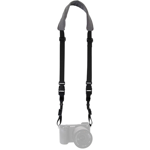 Capturing Couture QR1 Quick Release Camera Strap (Gray)