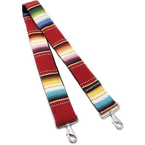 """Capturing Couture 2"""" Bag Strap (Navajo Red)"""