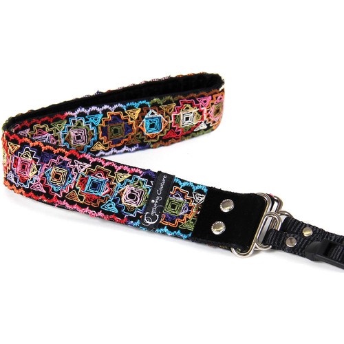 "Capturing Couture Artisan 1.5"" Camera Strap (Prism Lace)"
