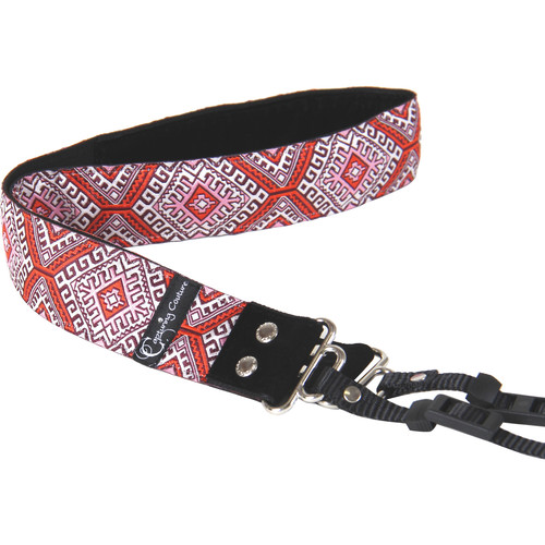 "Capturing Couture Designer Collection 1.5"" Camera Strap (Moroccan Summer)"